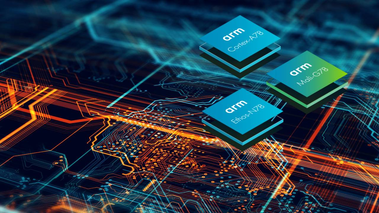 Arm just revealed the core tech of 2021's flagship phones