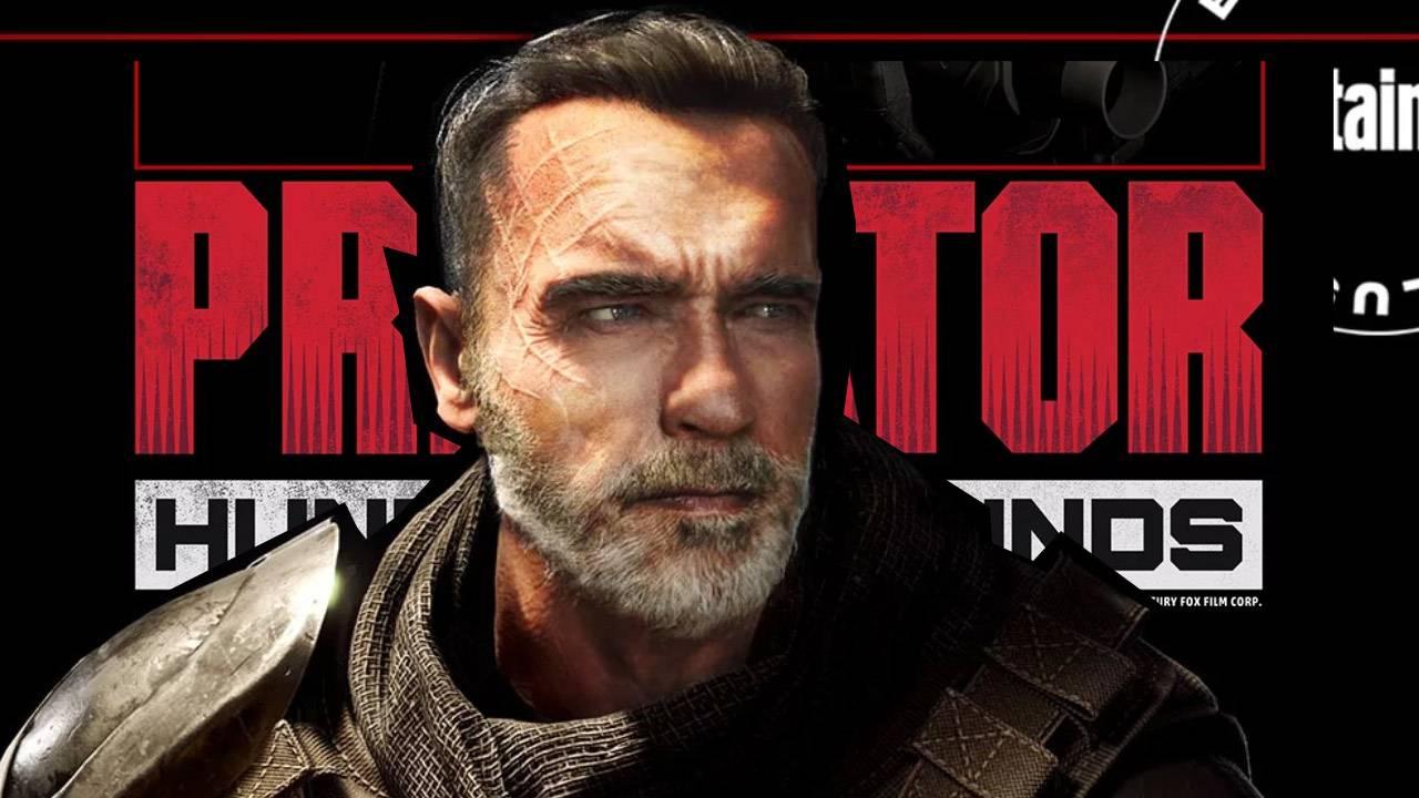Schwarzenegger returns to Predator as Dutch, fills in plot