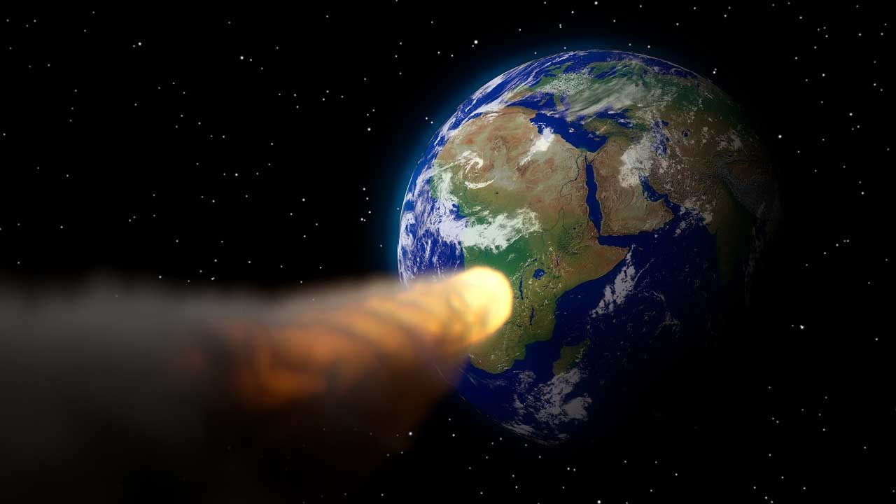 "Dinosaur killing asteroid hit the Earth at the ""deadliest possible"" angle"