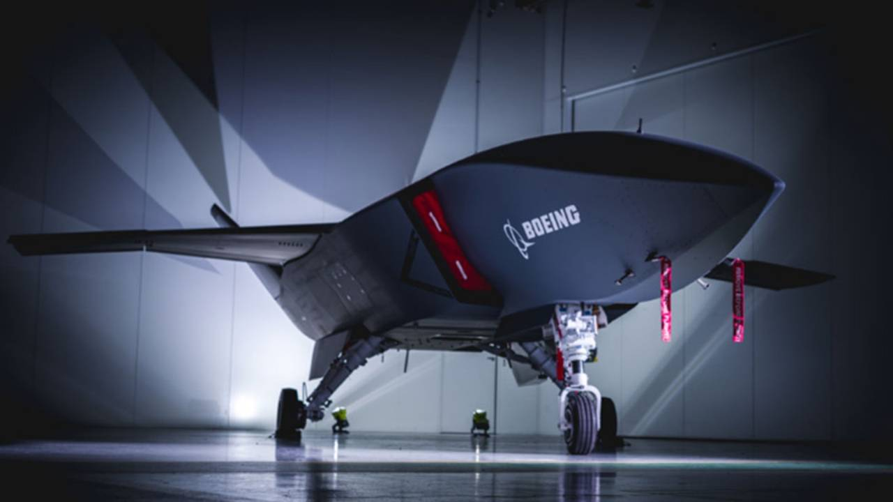 Boeing Loyal Wingman unmanned aircraft takes shape in Australia