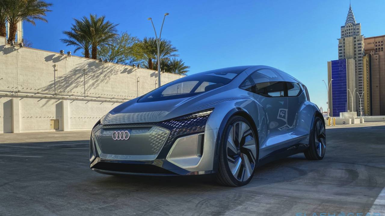 Audi Artemis just gave Apple's former autonomous chief keys to a new EV