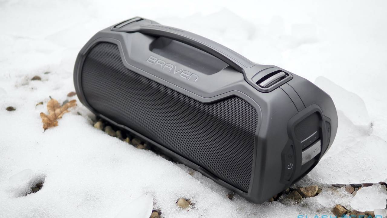 Braven BRV-XXL/2 Review: Your beefy bass buddy