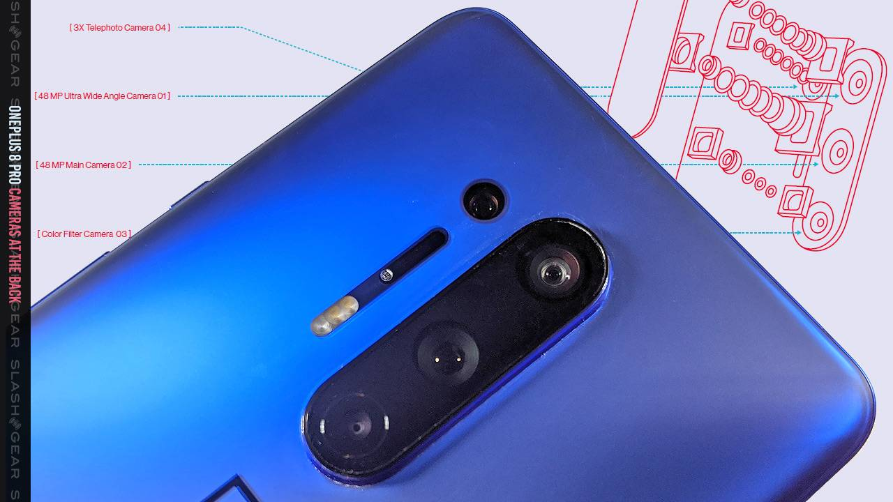 "OnePlus 8 Pro Color Filter ""x-ray"" camera disabled with new update"