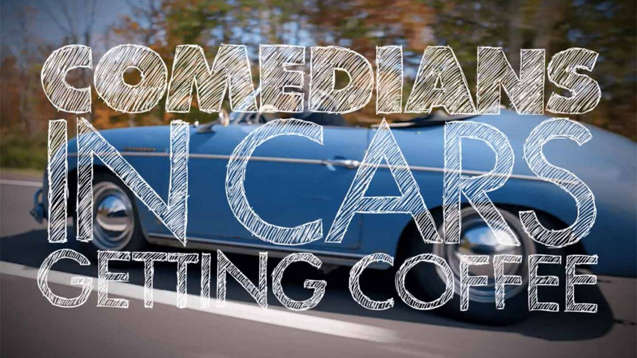 Jerry Seinfeld's Comedians in Cars Getting Coffee may be officially over