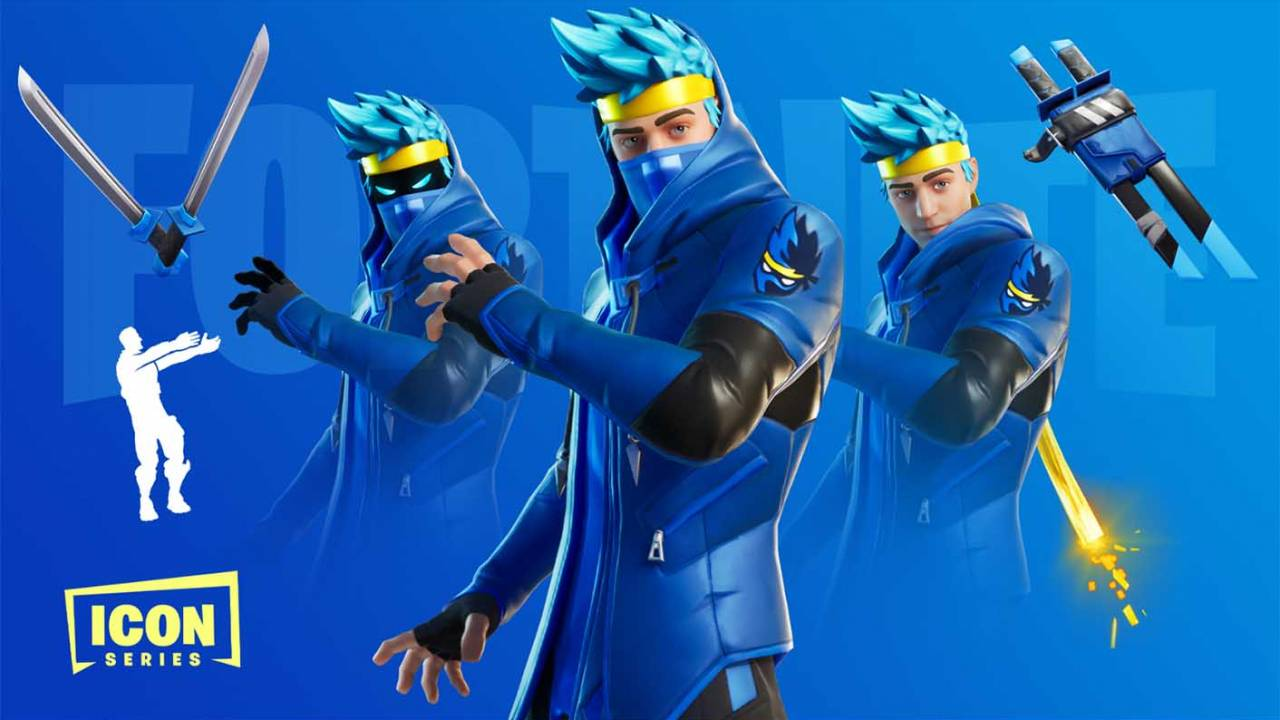 Fortnite streamer Ninja announces new live competition on Mixer