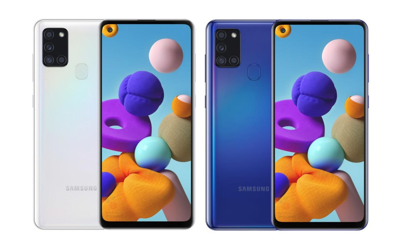 Galaxy A21s To Follow On The Heels Of The Last Month S Galaxy A21 Slashgear