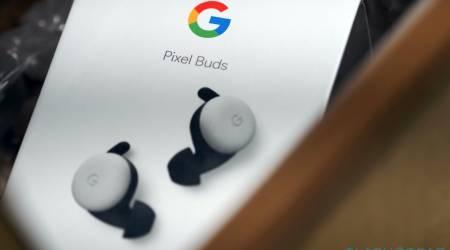 Google Pixel Buds Gallery (2020)