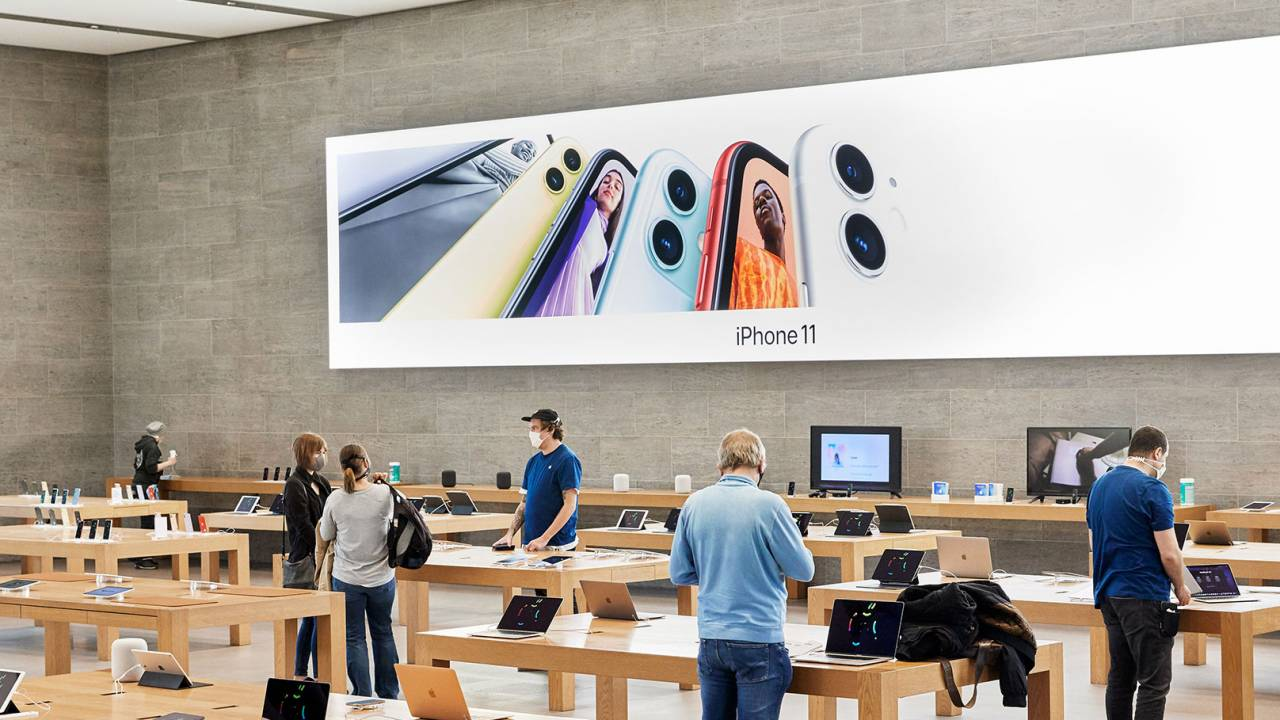 Apple Stores are reopening – and you'll need to wear a mask