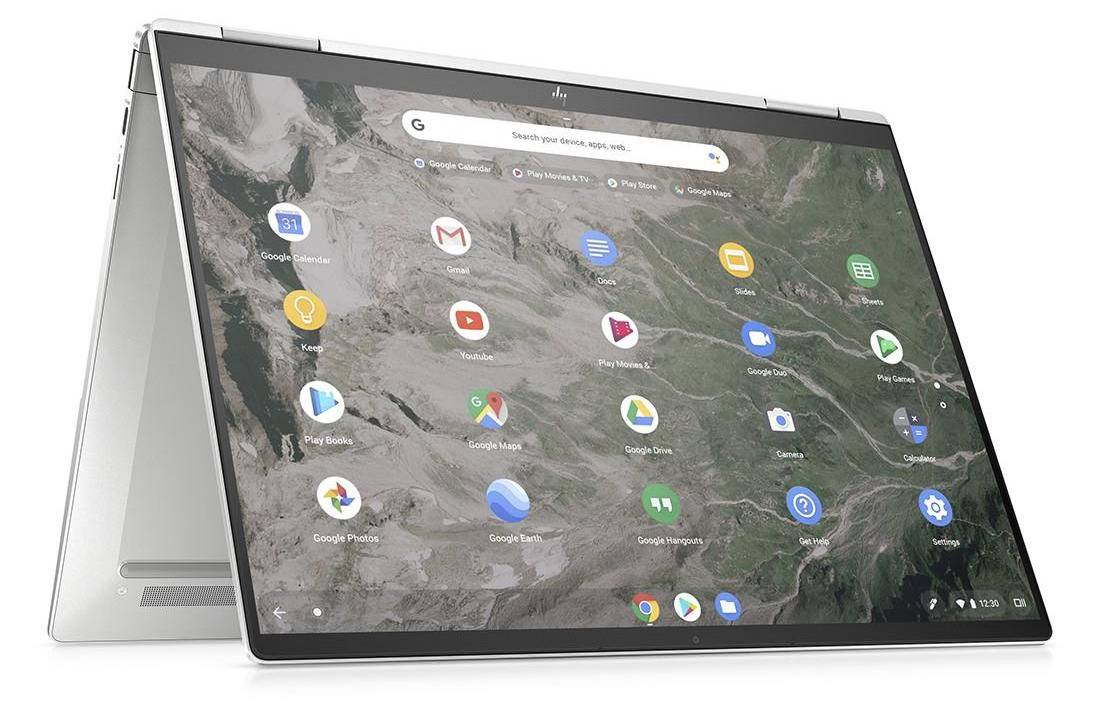HP's new Chromebooks have two features every laptop needs