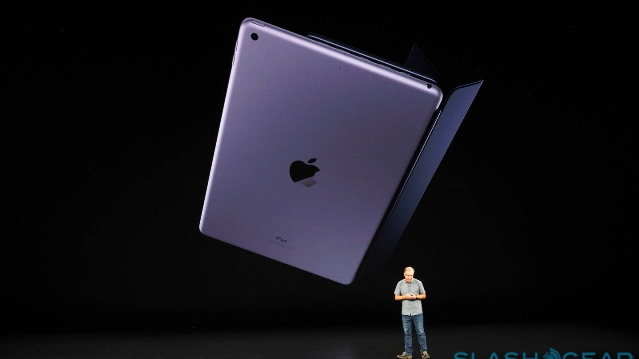 New iPad and iPad mini are still coming