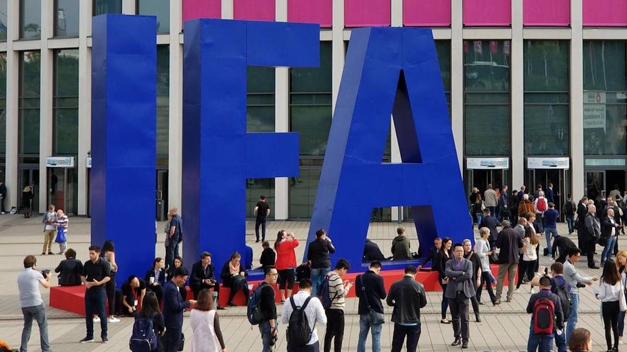 IFA 2020 in-person event gets September go-ahead – with some huge changes