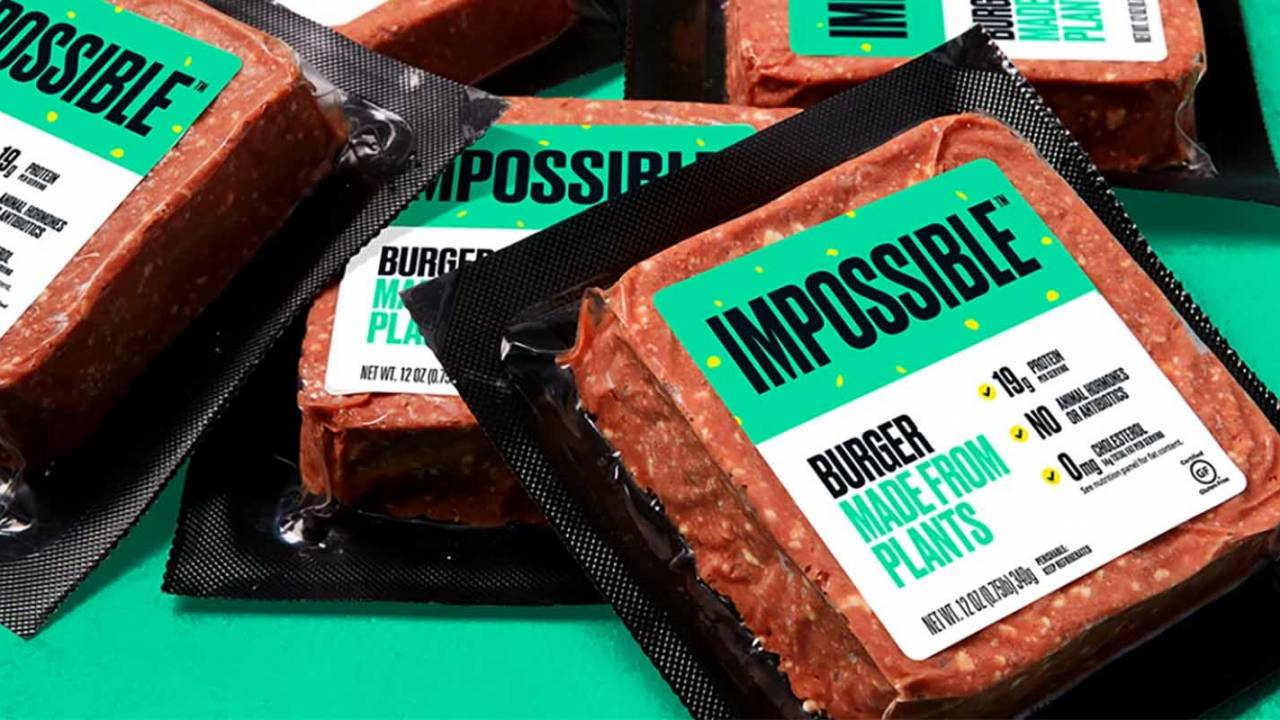 Impossible Burger will soon arrive in Kroger stores across the US