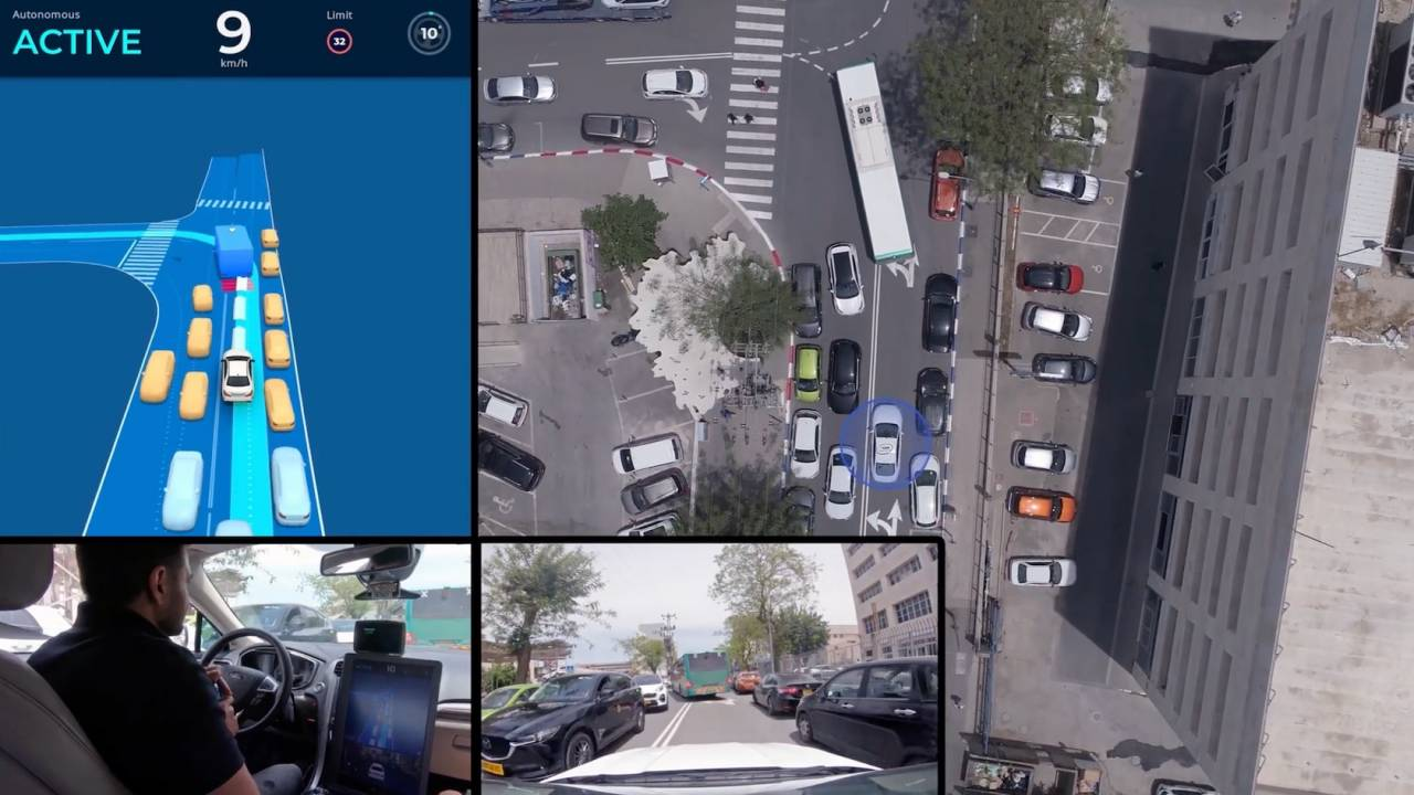 Watch the video Mobileye says casts doubt on every other autonomous car project
