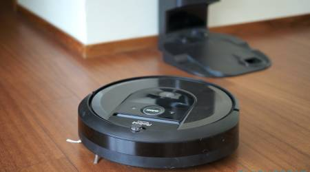 iRobot's Roomba i7+ robot vacuum has been perfect pandemic company