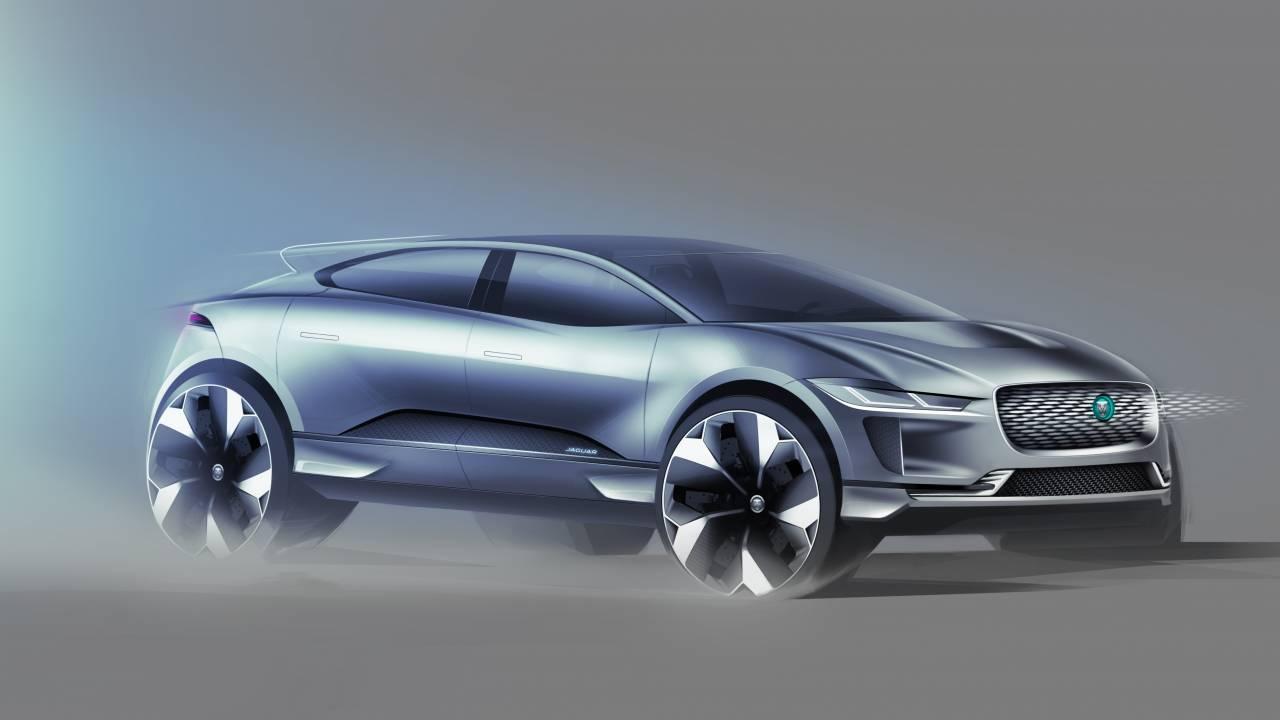 Jaguar unveils four-part masterclass films to inspire budding car designers