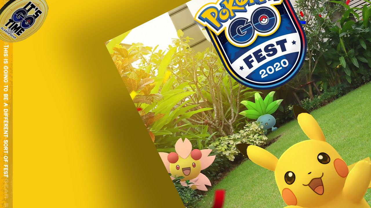 "Pokemon GO Fest 2020 event revealed: Ticket ""steps"" being taken"