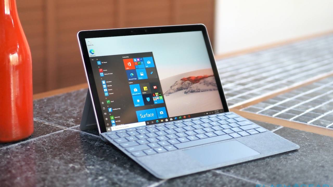 Surface Go 2 first look: The do-over we wanted