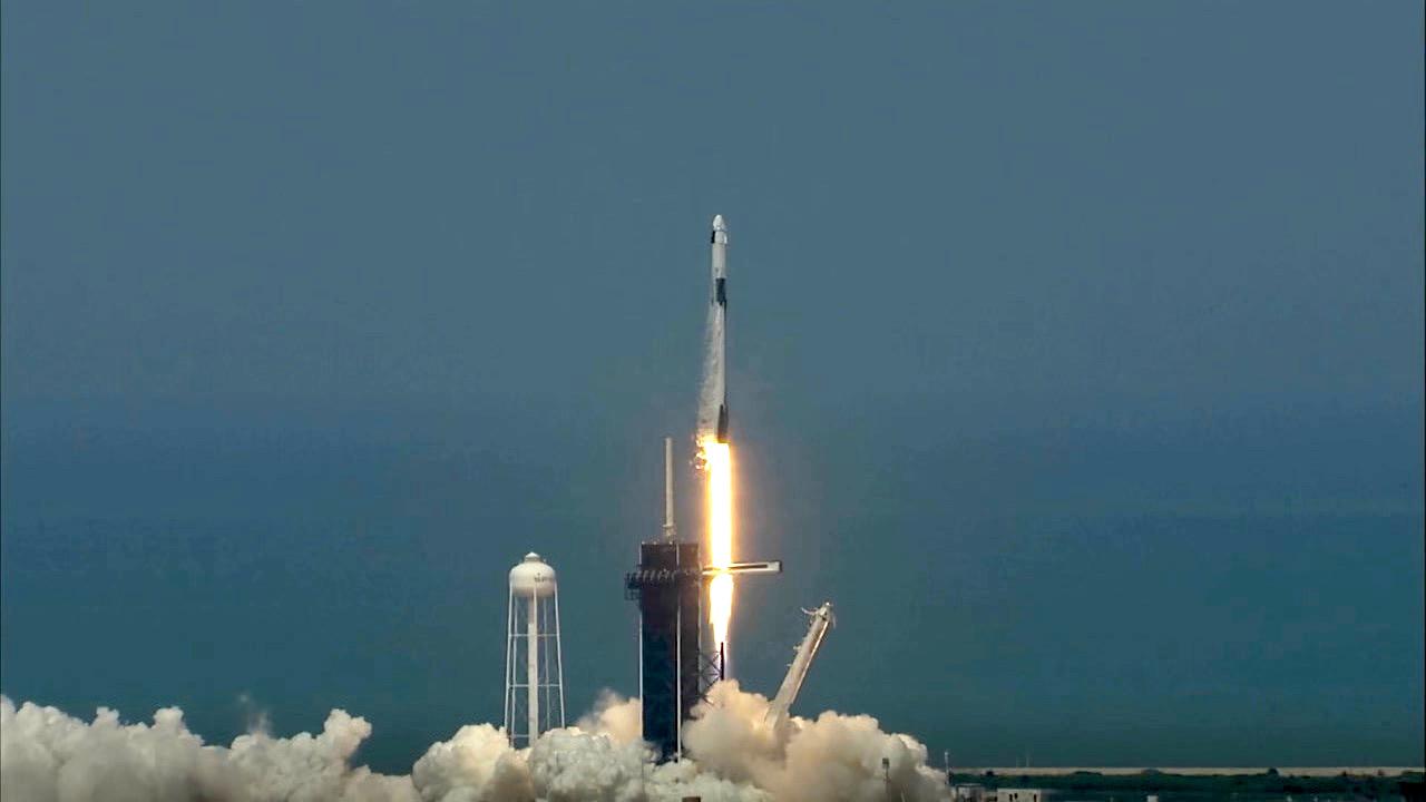 NASA and SpaceX make history: Crew Dragon launch goes like clockwork