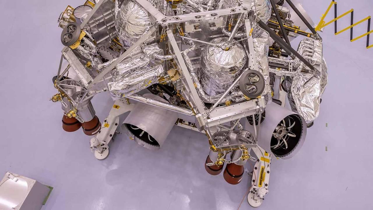 NASA says Perseverance rover still on track for Mars despite pandemic