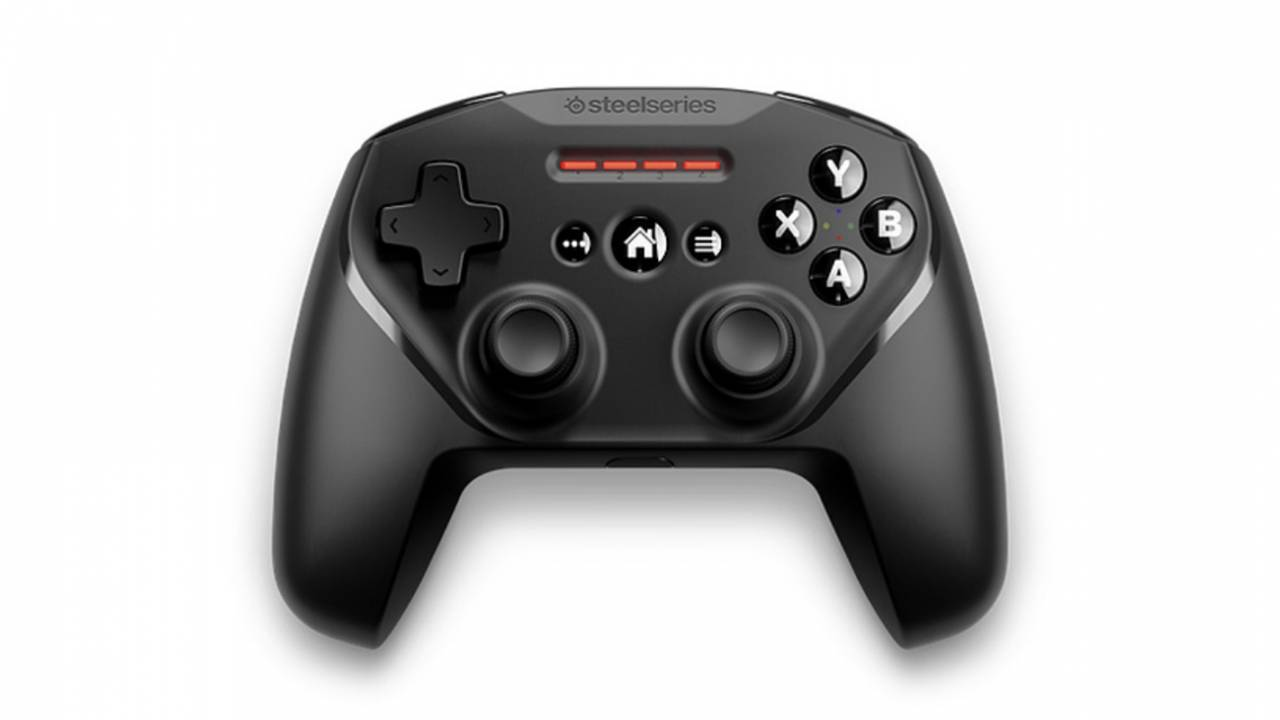 SteelSeries Nimbus+ Apple MFi controller arrives with clickable joysticks