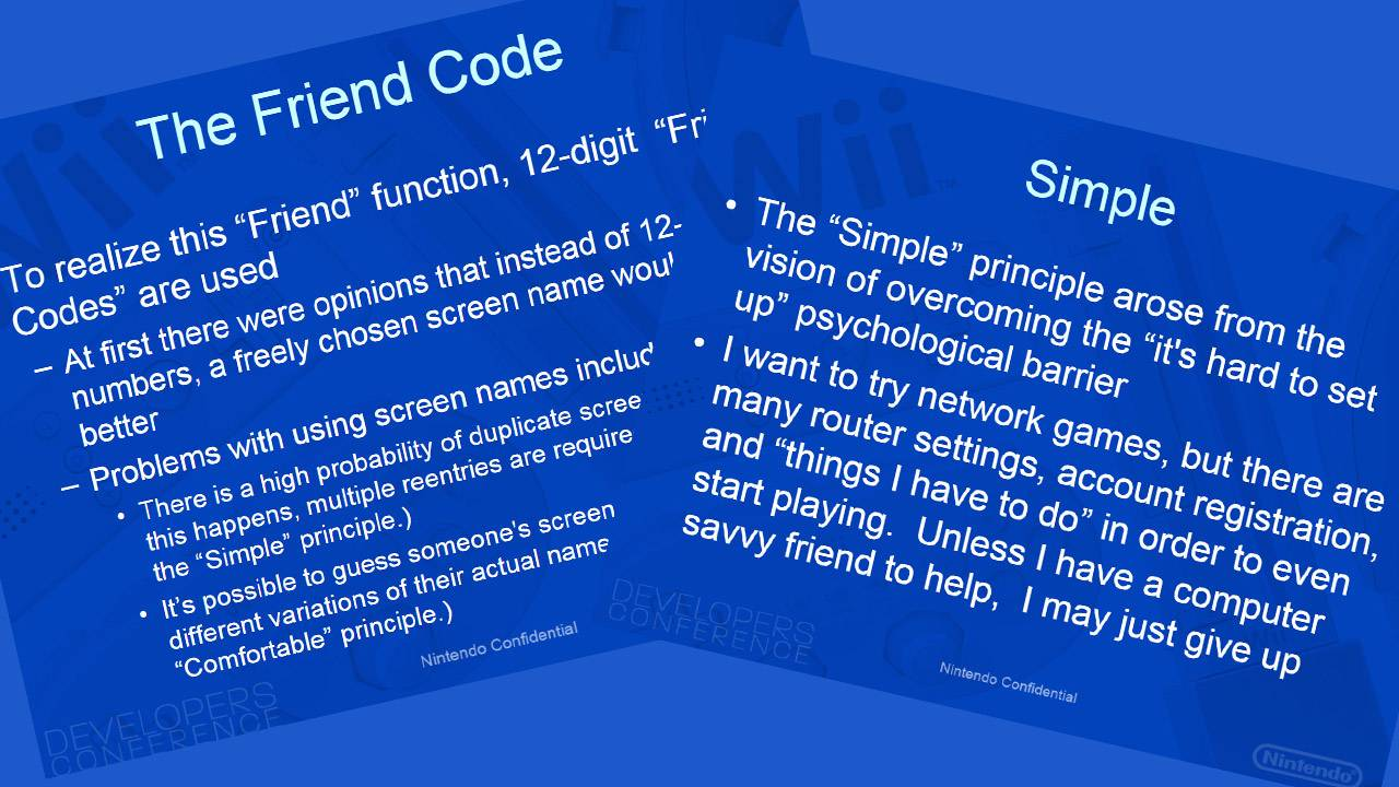 "Nintendo leak reveals why ""Friend Codes"" aren't personal"
