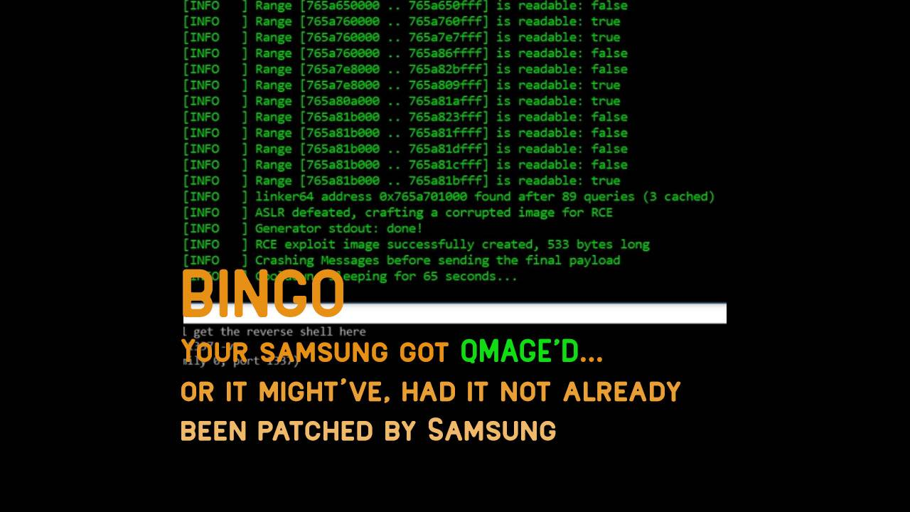 Samsung Galaxy phone bug takes over phone with an image via MMS – get the fix update now