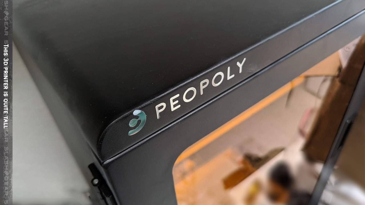 Phenom by Peopoly 3D printer Review: Massive and delicate