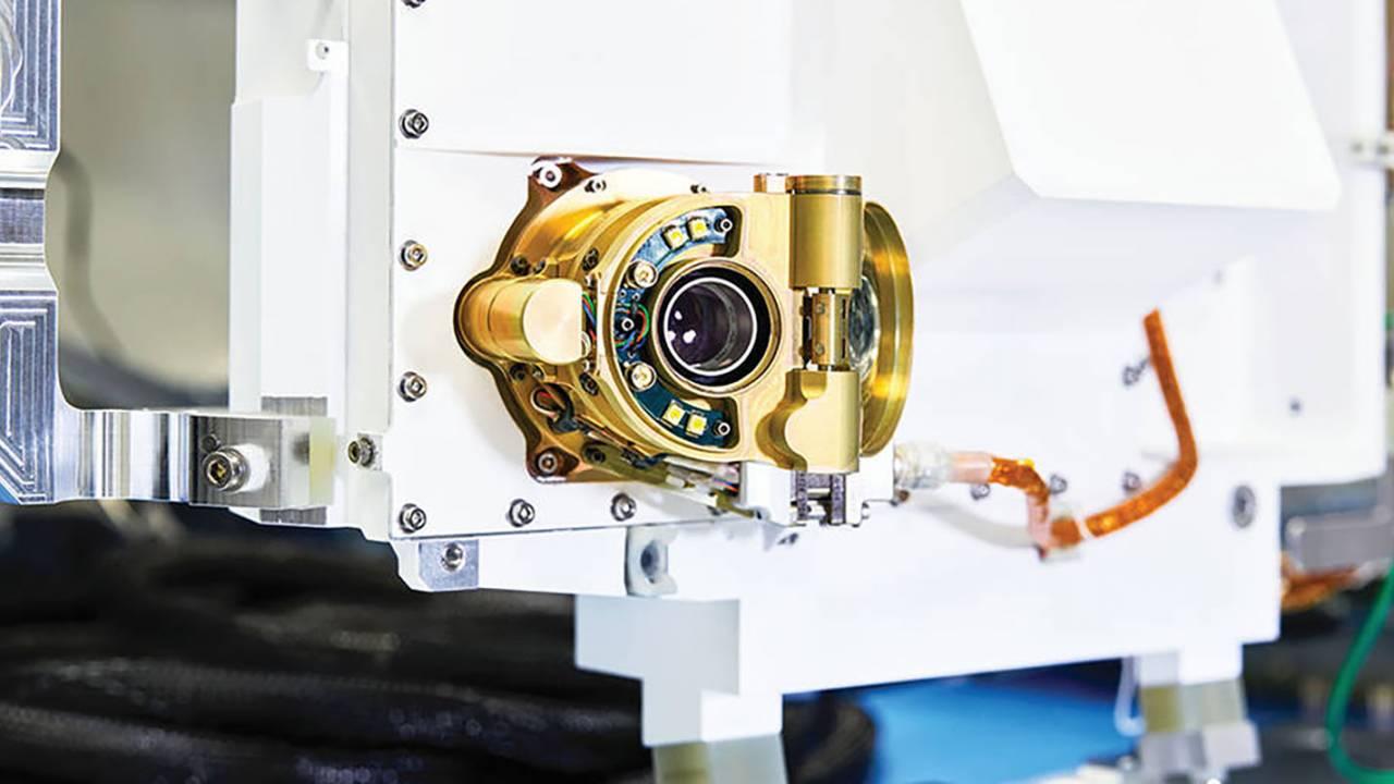 NASA Perseverance will pack detective tools called 'Sherloc' and Watson