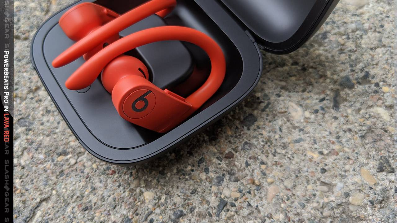 Apple Powerbeats Pro released in 4 new colors: Hands-on with Lava Red