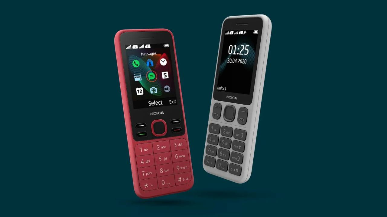 Nokia 125 and 150 offer the simple joys of a basic mobile phone