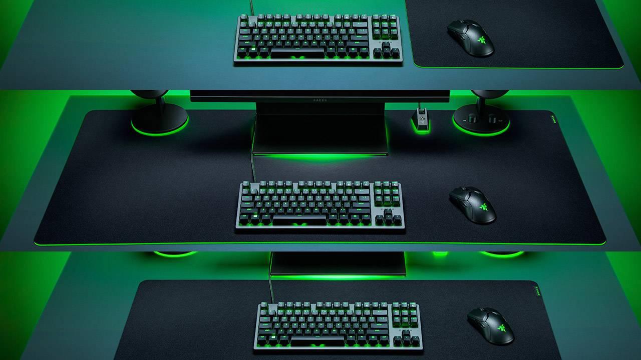 Razer Gigantus V2 might be bigger than your desk