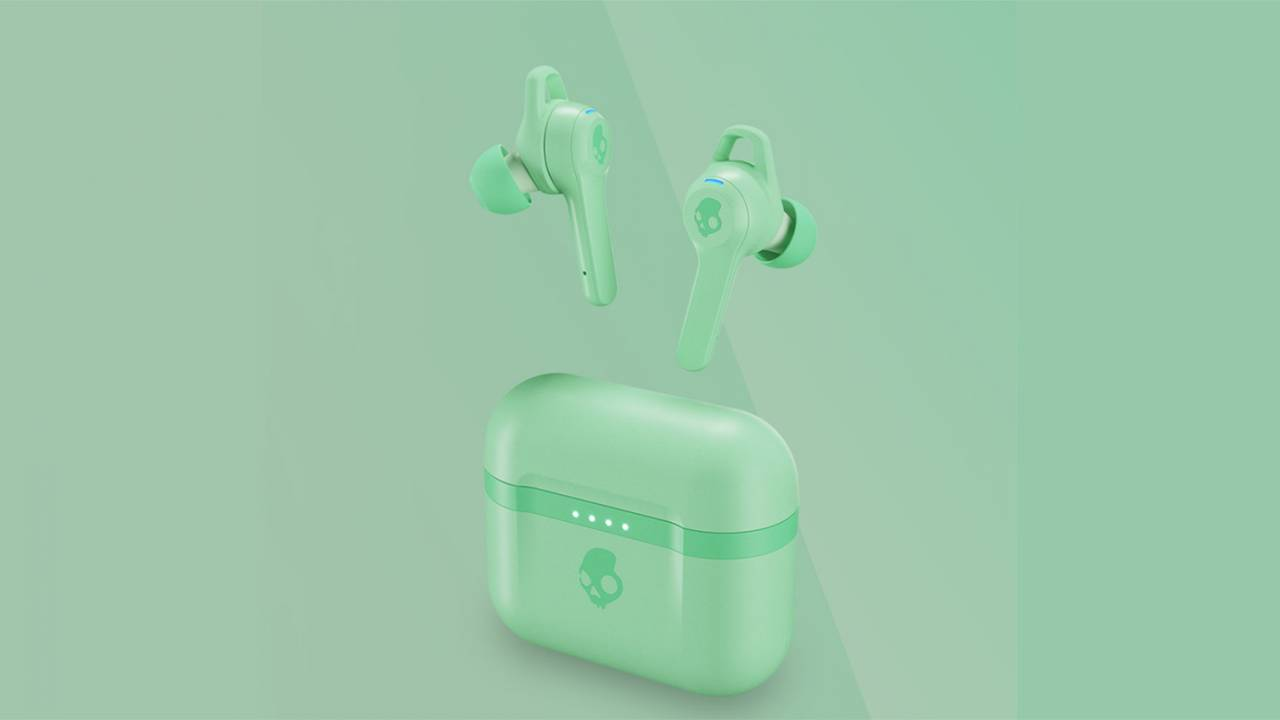 Skullcandy's new line of true wireless earbuds have built-in Tile trackers