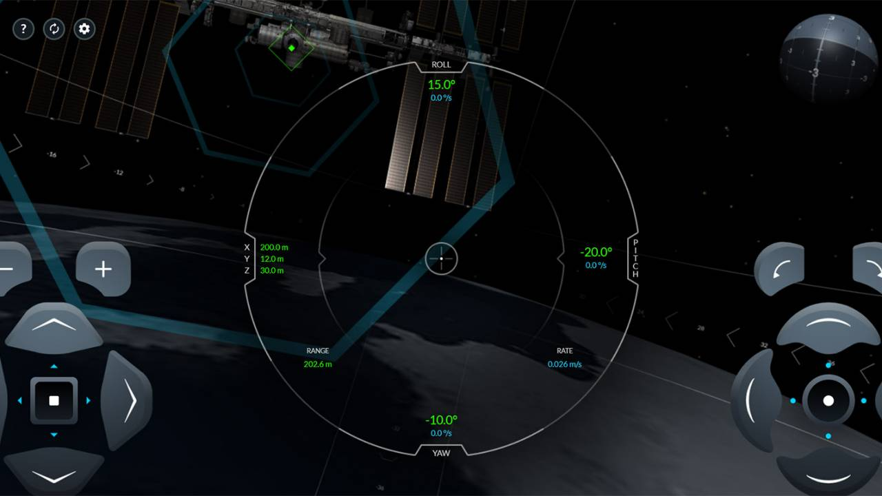 SpaceX's Crew Dragon simulator lets public dock spacecraft with ISS
