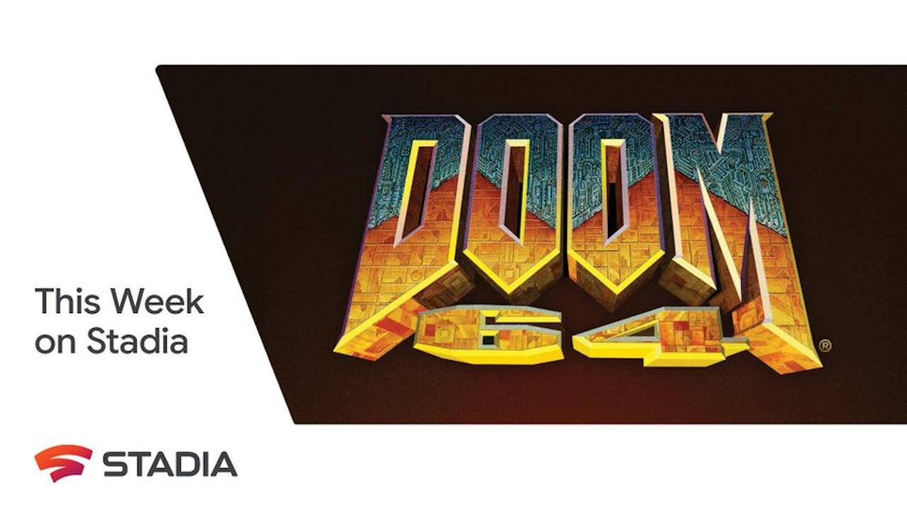 Stadia adds DOOM 64 to roster, puts NBA 2K20 on sale with a catch