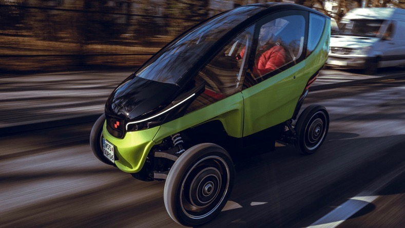 Triggo EV: Is it a car, a motorcycle, or both?