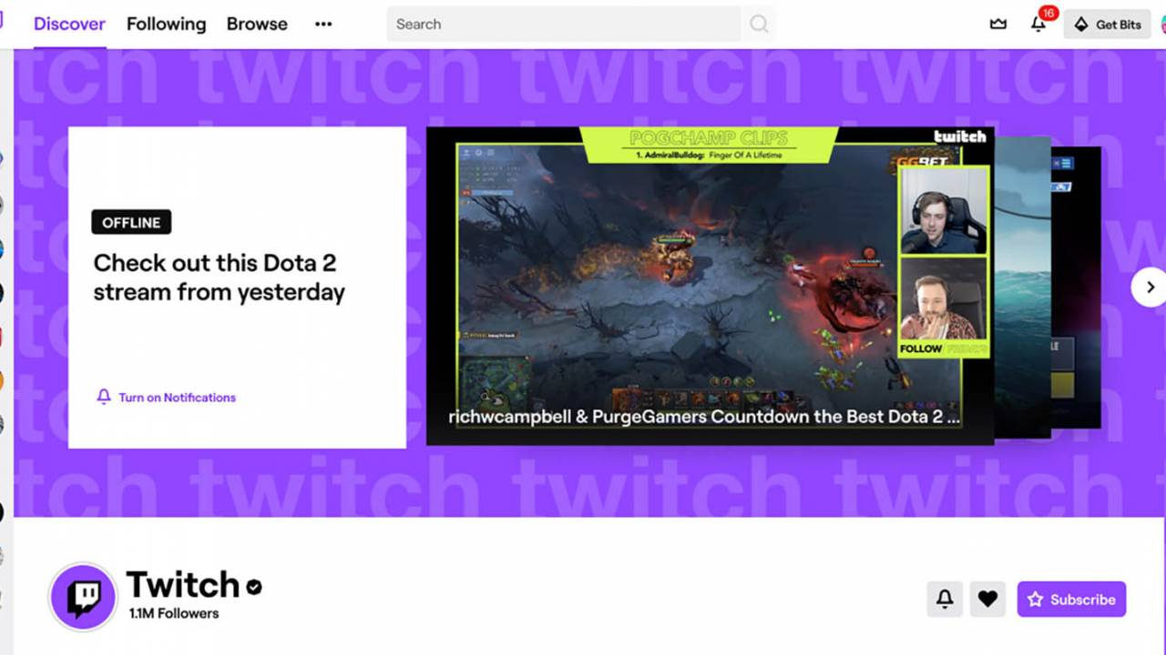 Twitch's redesigned channel pages finally arrive: Here's what's new