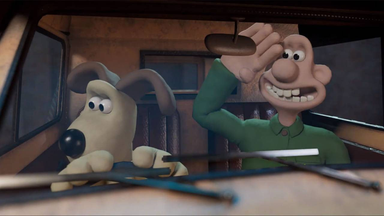 Wallace & Gromit: The Big Fix Up is an AR story game made for phones