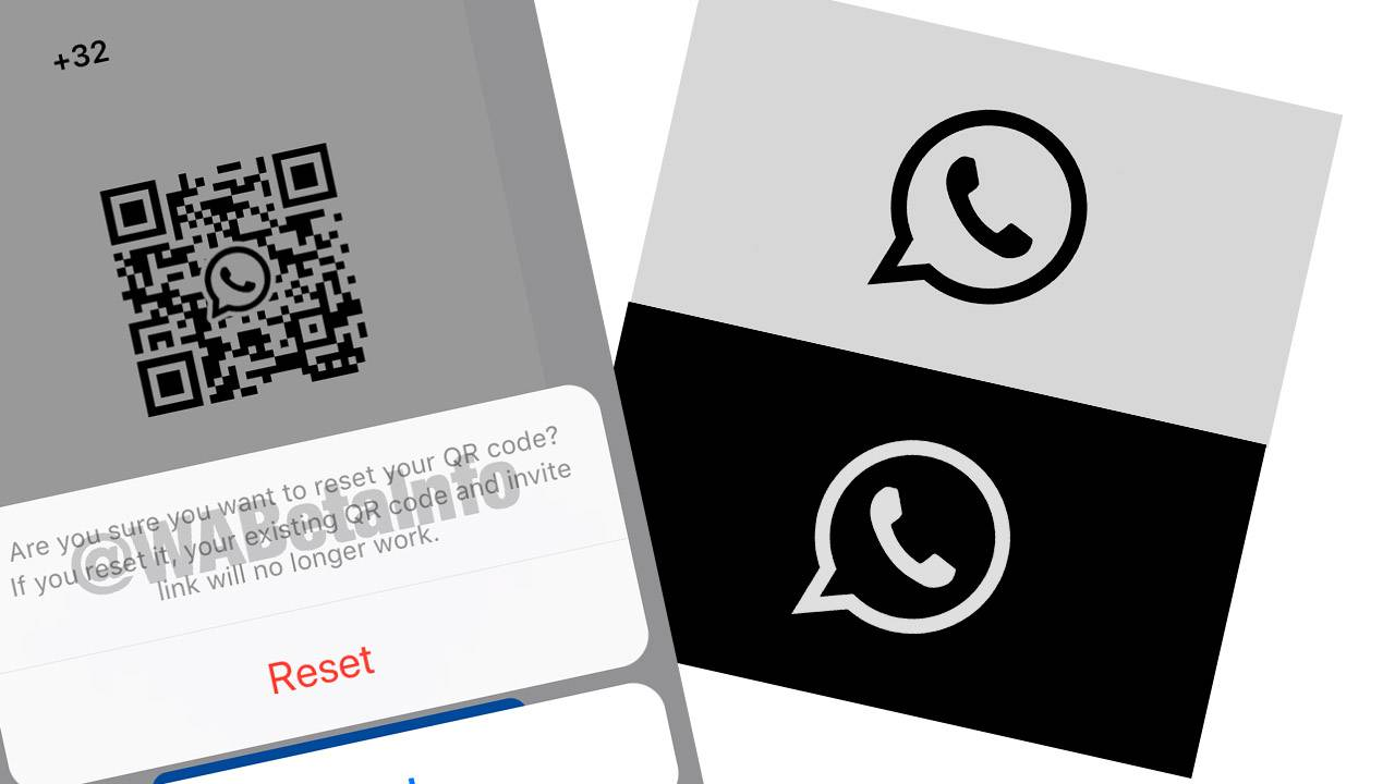 WhatsApp beta update adds real security and QR codes
