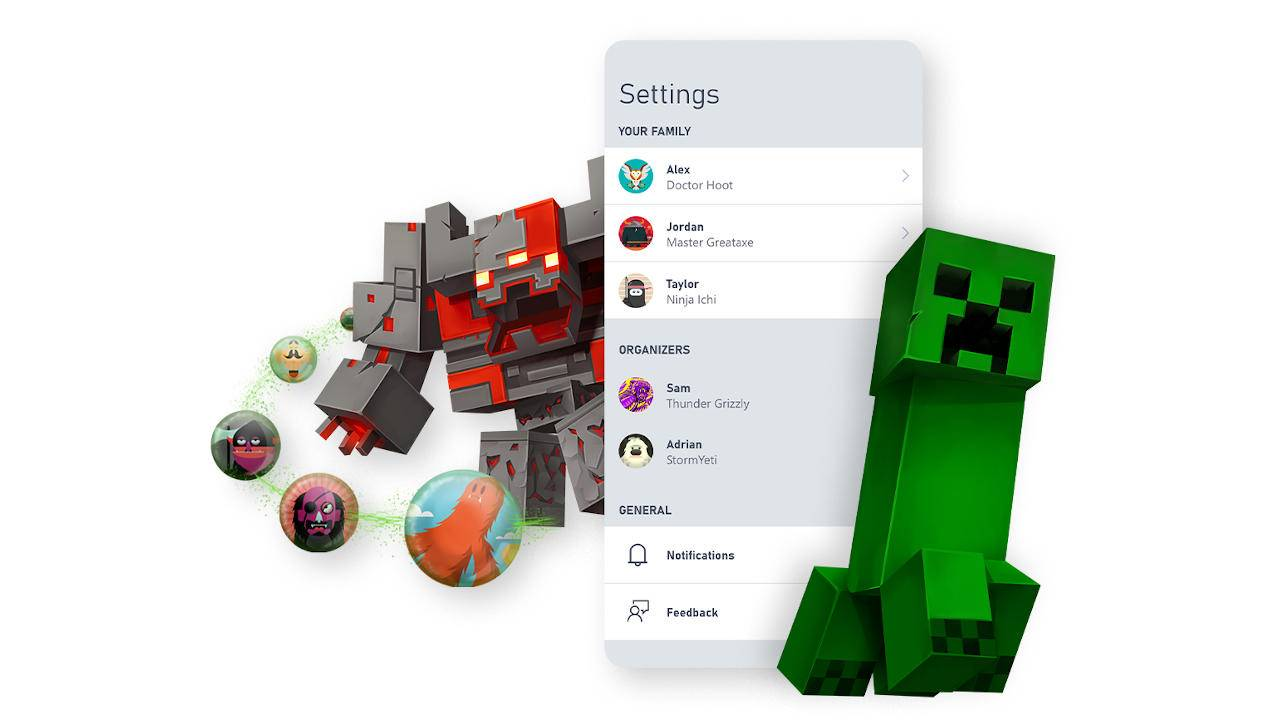 Xbox Family Settings app helps keep kids safe while gaming