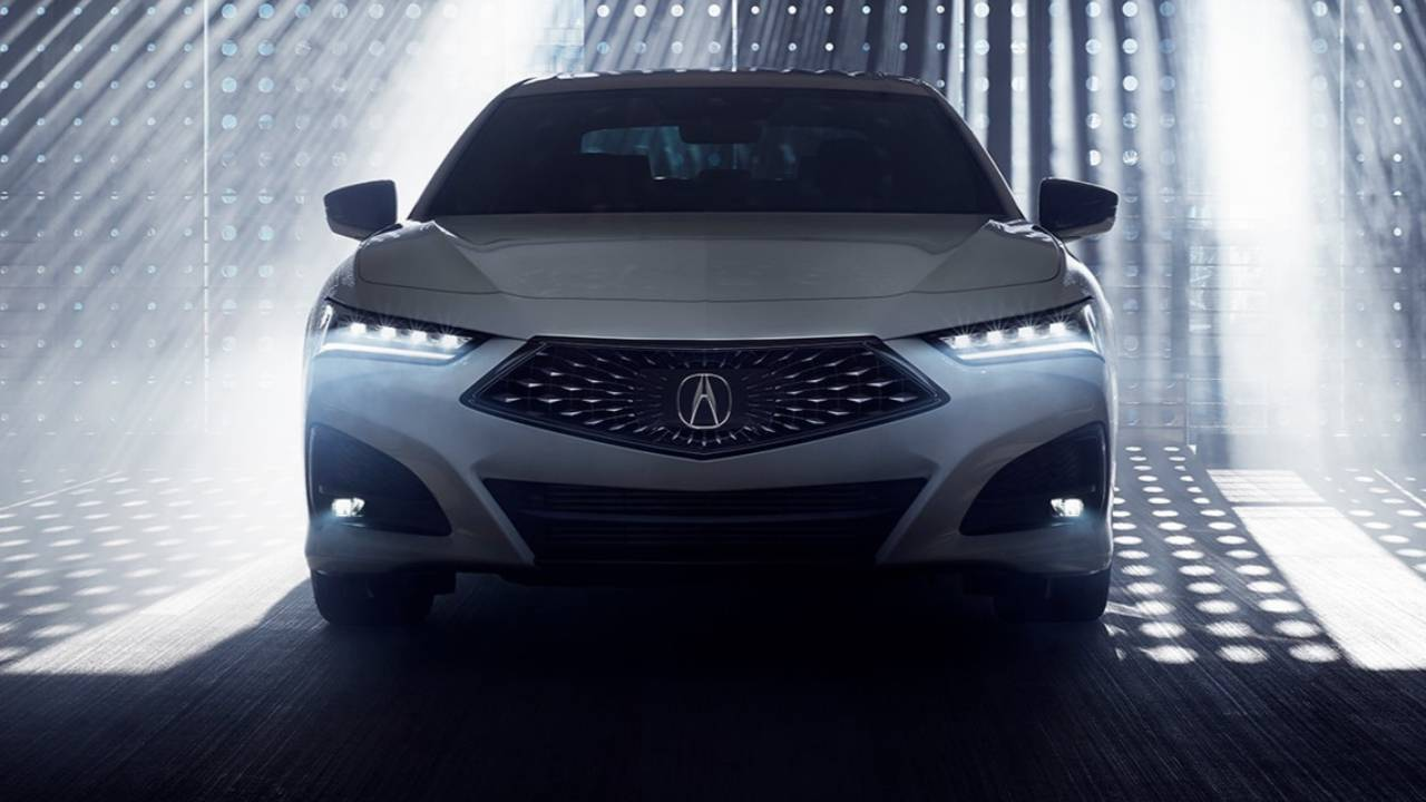The 2021 Acura TLX's best safety feature is something you'll hopefully never see