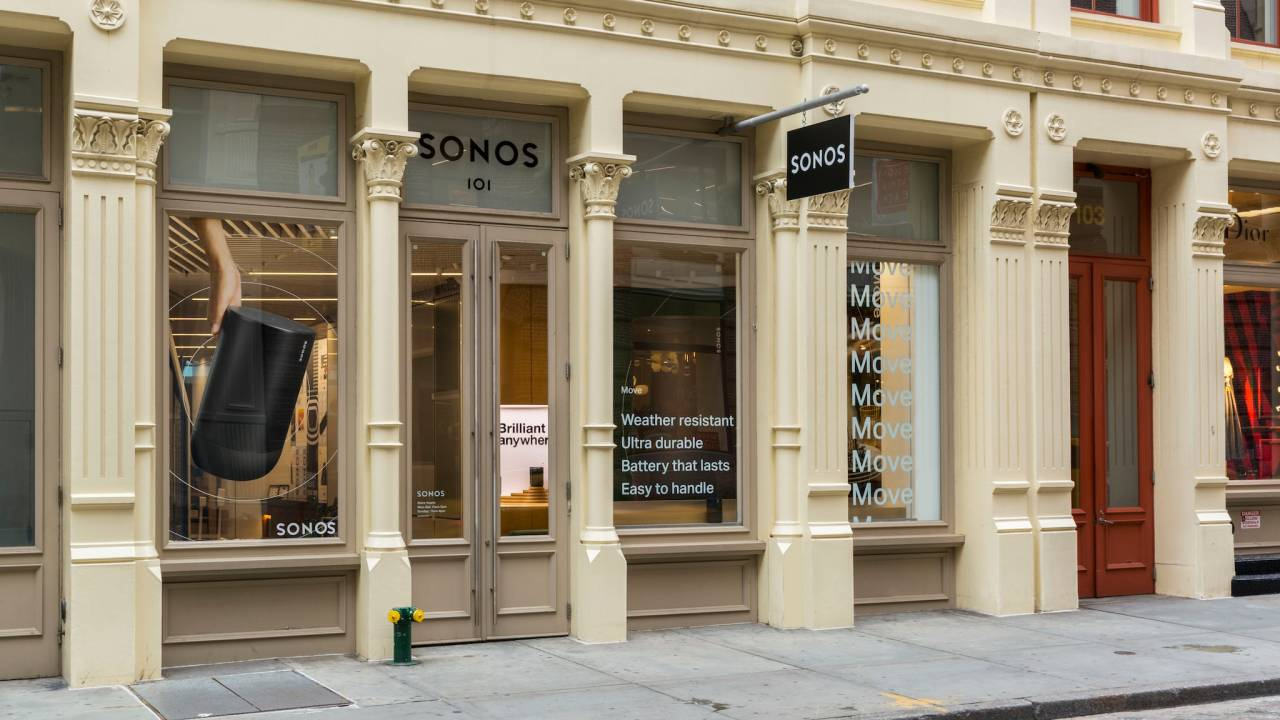 Sonos' NYC store is closing and it's cutting jobs