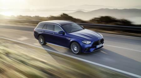 2021 Mercedes-AMG E 63 S Sedan and Wagon Gallery