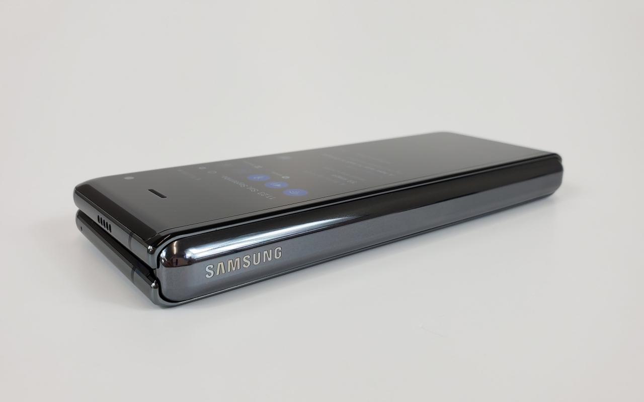 Samsung Galaxy Fold 2 Battery Revealed Stacking Up Specs Slashgear