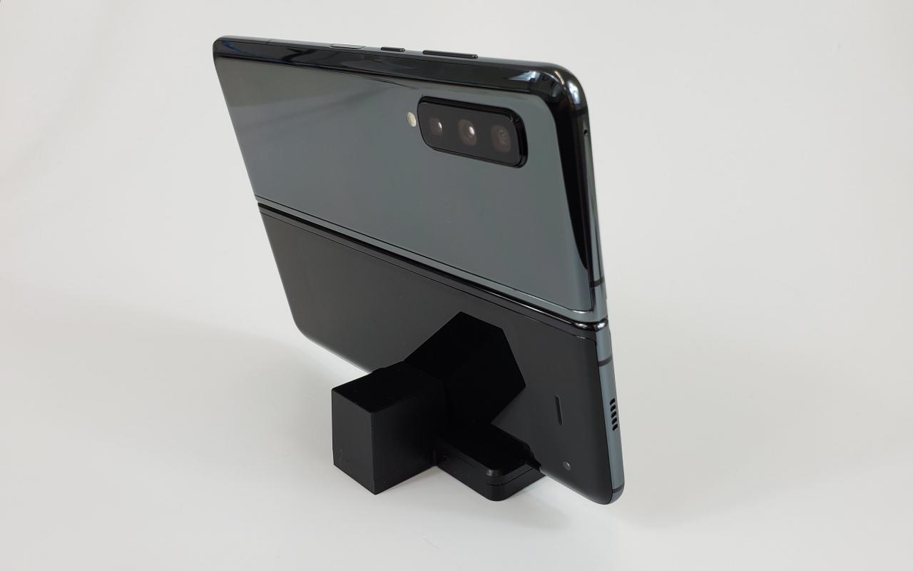 Samsung Galaxy Fold 2 Leak Spills The Beans Slashgear
