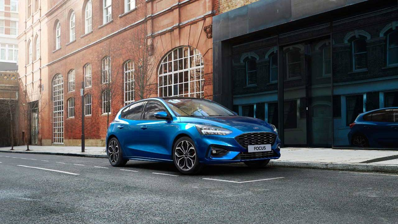 Ford Focus EcoBoost Hybrid promises significantly better fuel economy