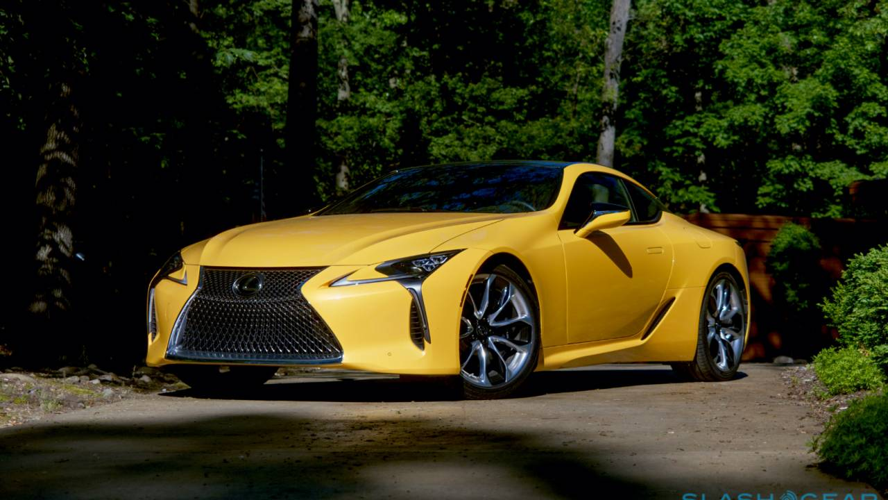 2020 Lexus LC 500 Review: Aspirationally Aspirated