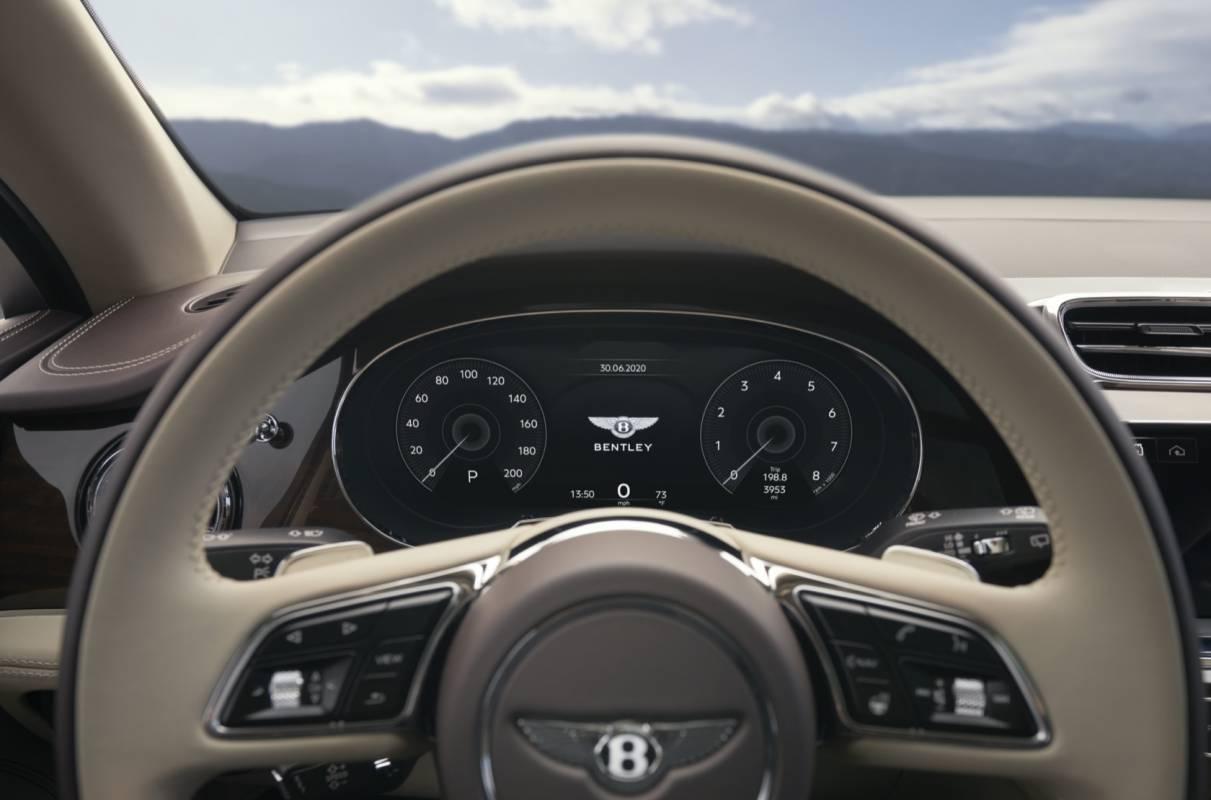 2021 Bentley Bentayga Revealed To Raise The Luxury Suv Stakes Slashgear
