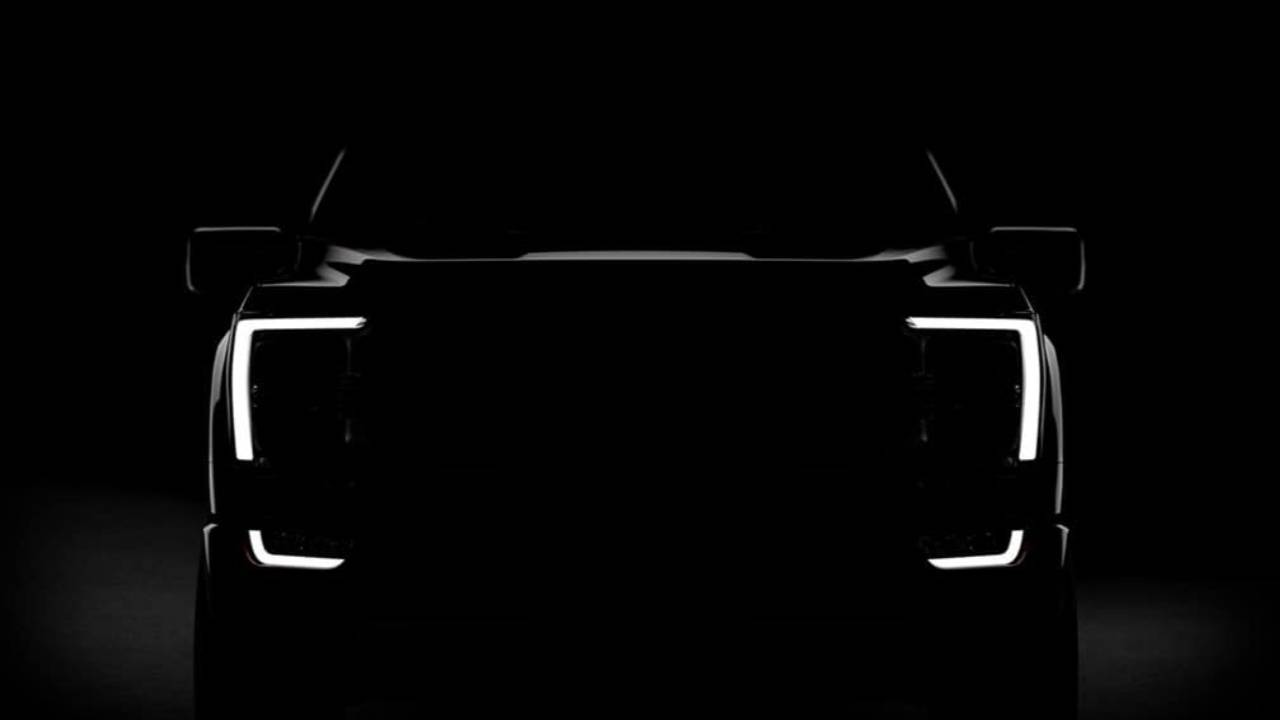 2021 Ford F-150 new lights, tech & an unusual seat teased
