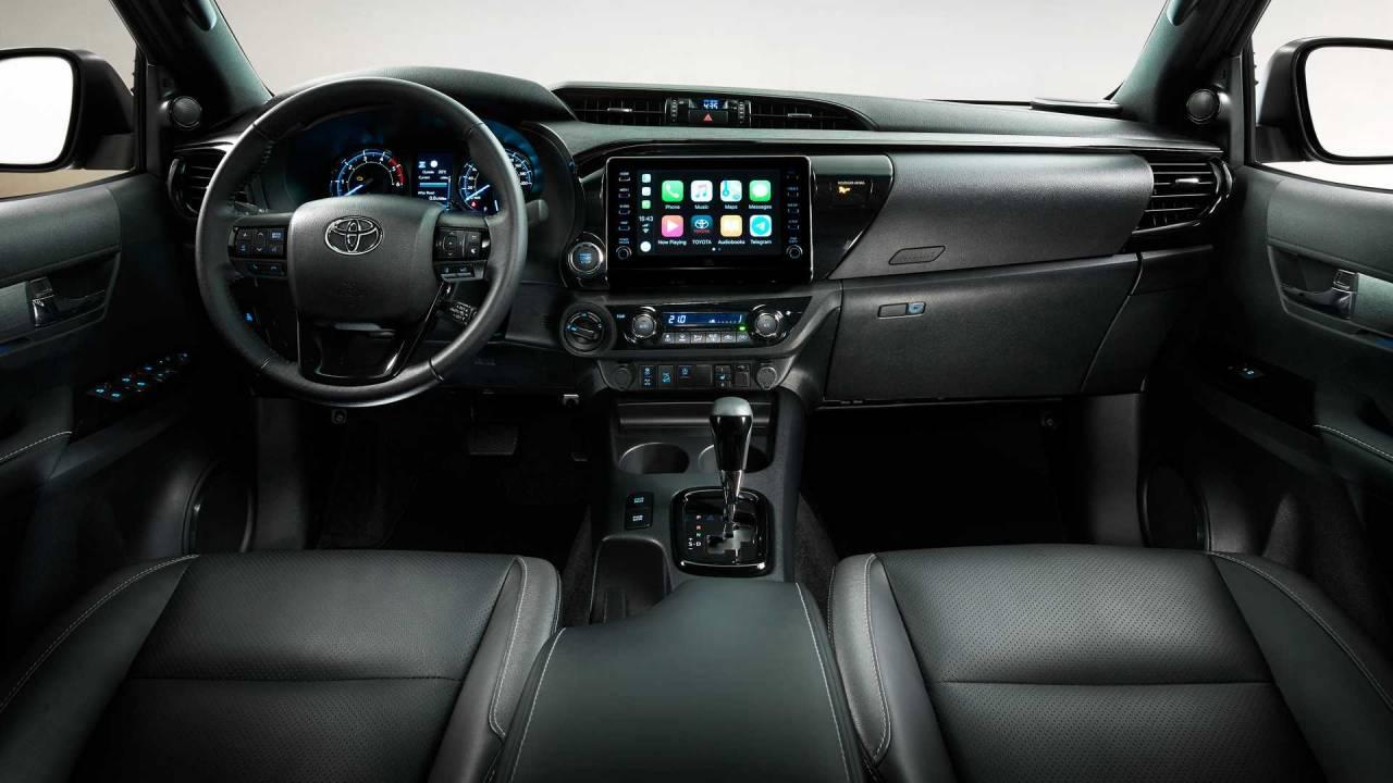 2021 Toyota Hilux: Better, Tougher, Stronger - Good Auto Blog