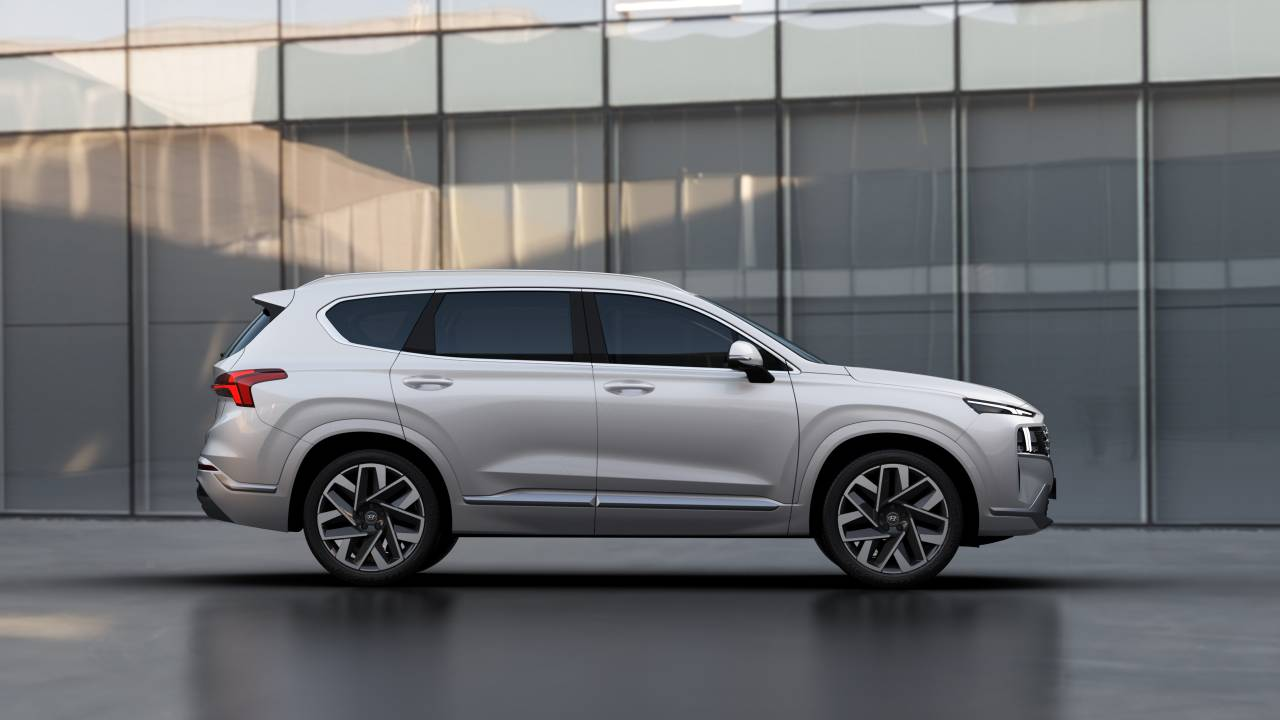 2021 Hyundai Santa Fe arrives with updated styling and better refinement